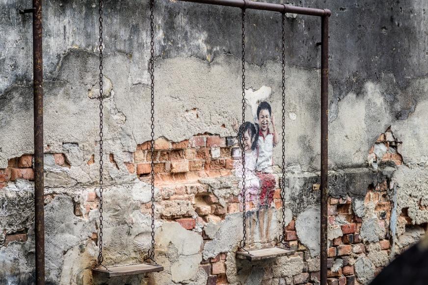 Penang Streetart Kids