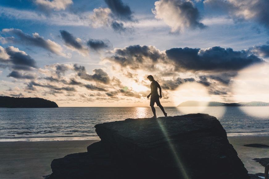 Langkawi Sunset Seflie