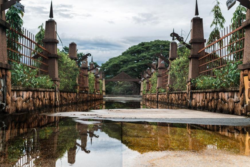 Langkawi Legend Park Reflection