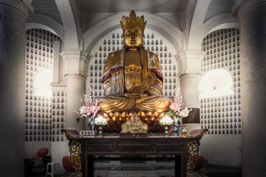 Penang Temple Buddah