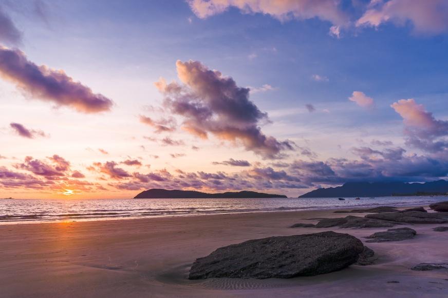 Langkawi Beach Stone