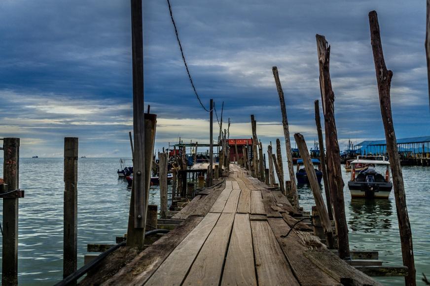 Penang Monkey Beach Port