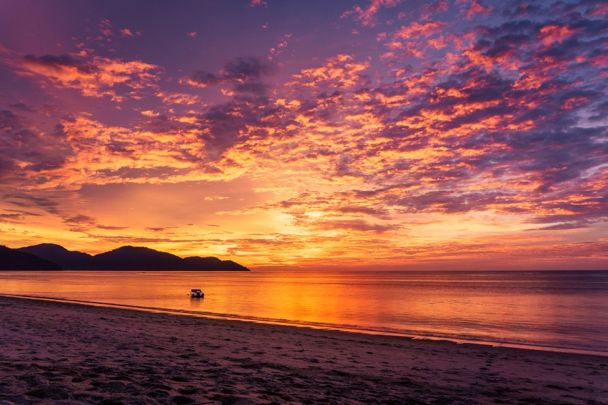 Penang Sunset Boat
