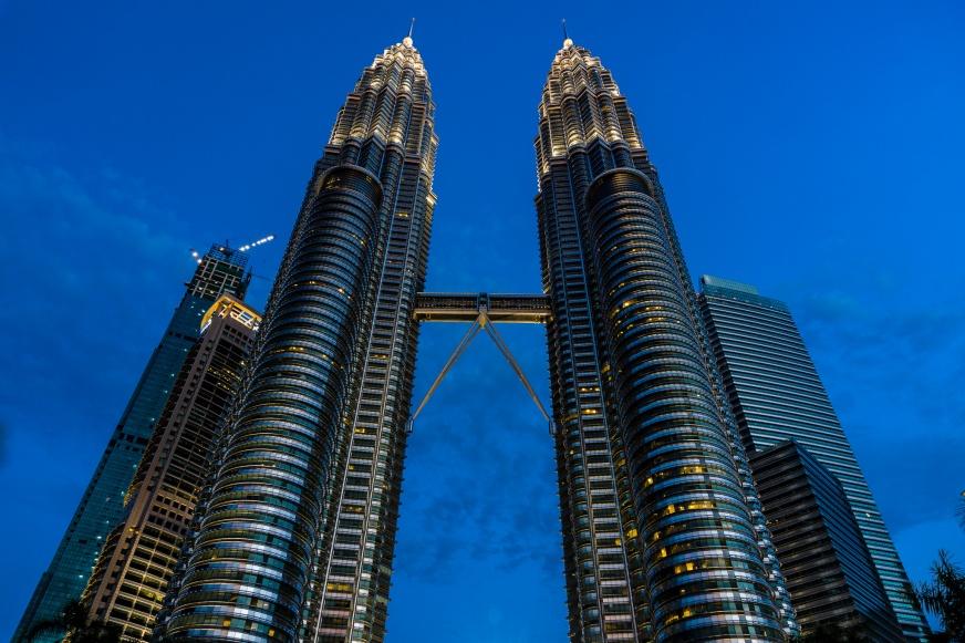 Kuala Lumpur Petronas Tower All
