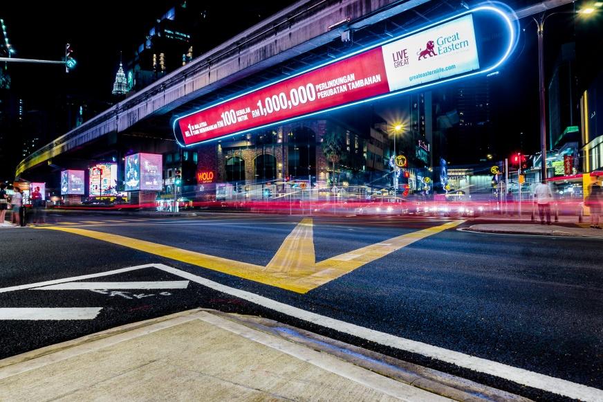 Kuala Lumpur Streetcross